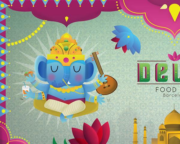 Delhifood van